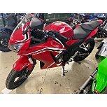 2021 Honda CBR300R for sale 201162532