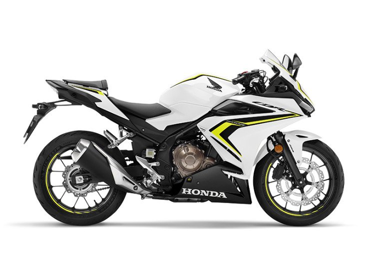 2021 Honda CBR500R ABS specifications
