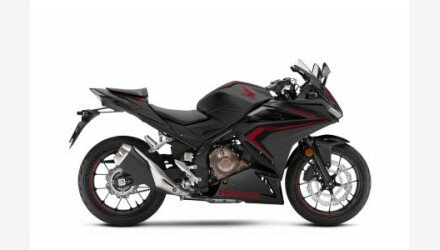 2021 Honda CBR500R for sale 201001576