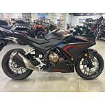 2021 Honda CBR500R for sale 201024734
