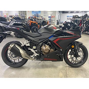 2021 Honda CBR500R for sale 201024734