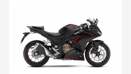 2021 Honda CBR500R for sale 201025281