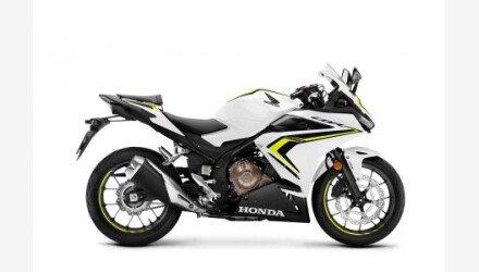 2021 Honda CBR500R for sale 201025288