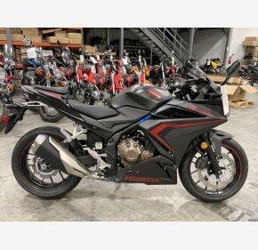 2021 Honda CBR500R for sale 201029940