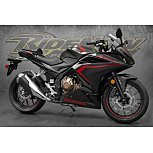 2021 Honda CBR500R for sale 201035482