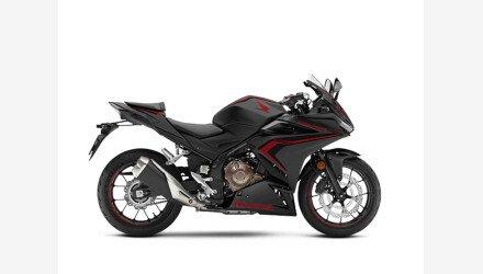 2021 Honda CBR500R for sale 201041040