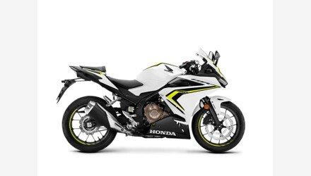 2021 Honda CBR500R for sale 201041043