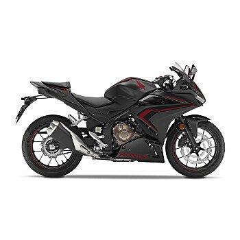 2021 Honda CBR500R for sale 201055262