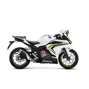 2021 Honda CBR500R for sale 201071565