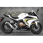 2021 Honda CBR500R for sale 201072241