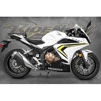 2021 Honda CBR500R for sale 201072241
