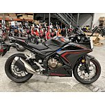 2021 Honda CBR500R for sale 201082355