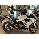 2021 Honda CBR500R for sale 201082727