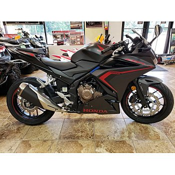 2021 Honda CBR500R for sale 201108660