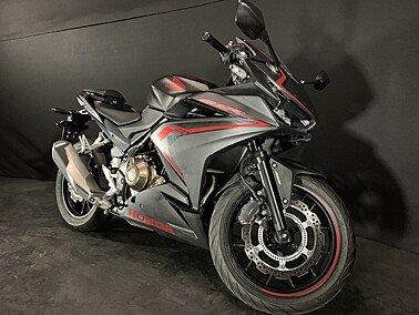 2021 Honda CBR500R for sale 201114598