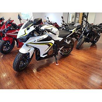2021 Honda CBR500R for sale 201146362