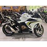2021 Honda CBR500R for sale 201158089