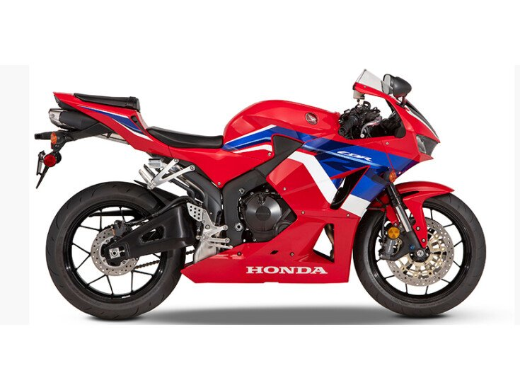 2021 Honda CBR600RR Base specifications