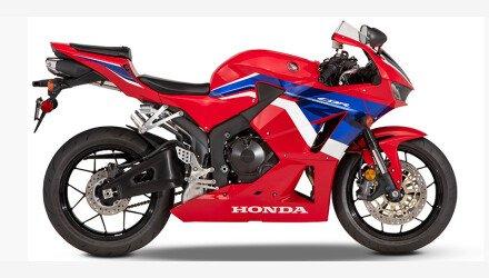 2021 Honda CBR600RR for sale 201007599