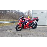 2021 Honda CBR600RR ABS for sale 201035091