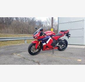 2021 Honda CBR600RR ABS for sale 201035091