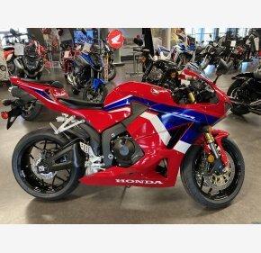 2021 Honda CBR600RR for sale 201036130