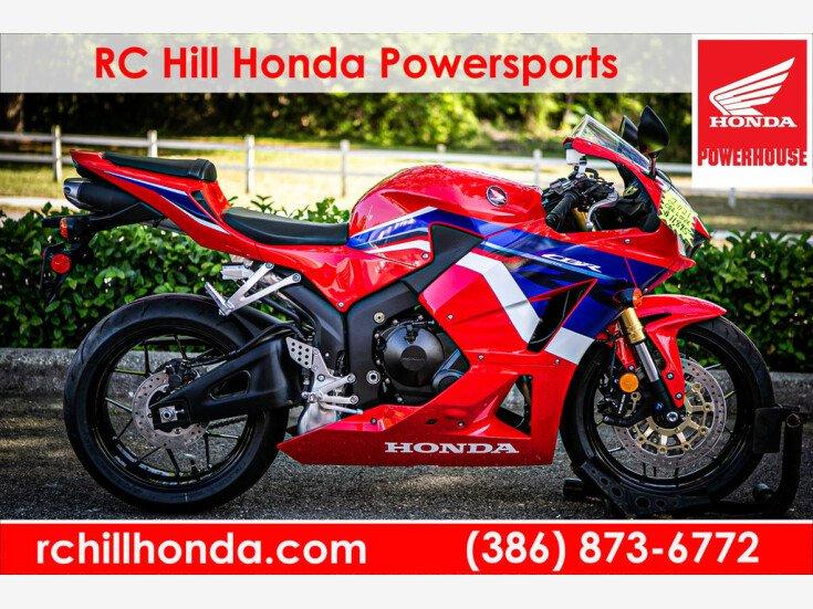 2021 Honda CBR600RR for sale 201061084