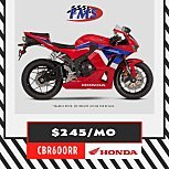 2021 Honda CBR600RR for sale 201064699