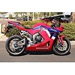 2021 Honda CBR600RR for sale 201065541
