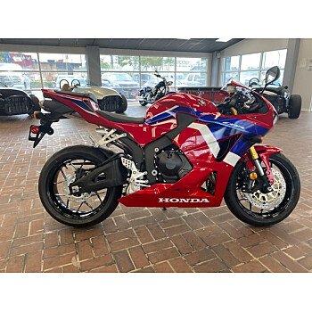2021 Honda CBR600RR for sale 201069081