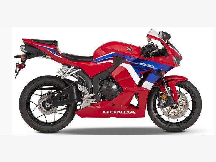 2021 Honda CBR600RR for sale 201116476
