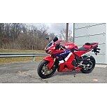 2021 Honda CBR600RR for sale 201139568