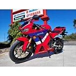 2021 Honda CBR600RR for sale 201143765
