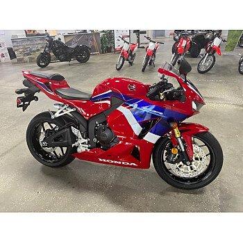 2021 Honda CBR600RR for sale 201154392