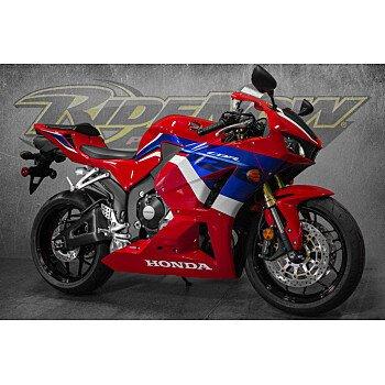 2021 Honda CBR600RR for sale 201156651
