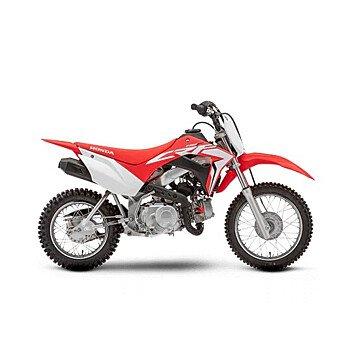 2021 Honda CRF110F for sale 200951254