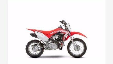 2021 Honda CRF110F for sale 200979763