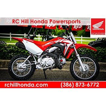 2021 Honda CRF110F for sale 200983531