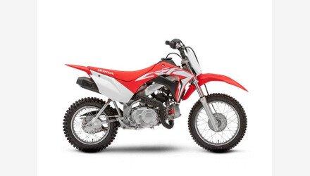 2021 Honda CRF110F for sale 201008538