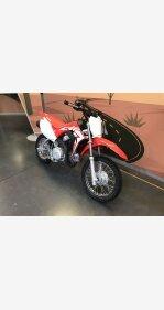 2021 Honda CRF110F for sale 201011495
