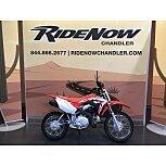 2021 Honda CRF110F for sale 201056512