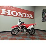 2021 Honda CRF110F for sale 201085876