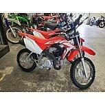 2021 Honda CRF110F for sale 201086274