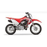 2021 Honda CRF110F for sale 201088022