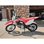 2021 Honda CRF110F for sale 201100304