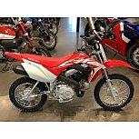 2021 Honda CRF110F for sale 201101623