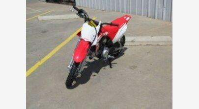 2021 Honda CRF110F for sale 201148218