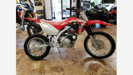 2021 Honda CRF125F for sale 200979941