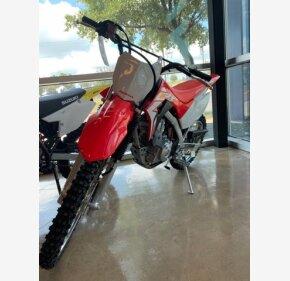 2021 Honda CRF125F for sale 200987887