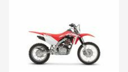 2021 Honda CRF125F for sale 201003495